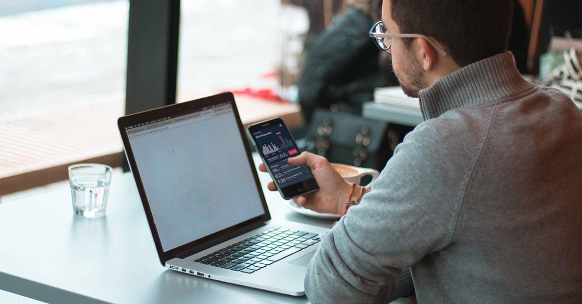 PCからモバイルへ|変化するデジタルプラットフォーム