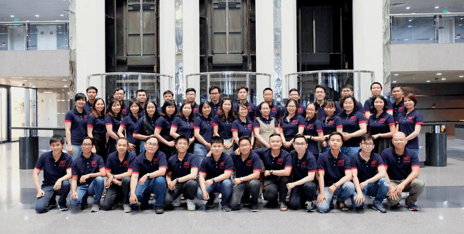 NashTechがベトナムで初めてCMMI-DEV V2.0レベル5を達成