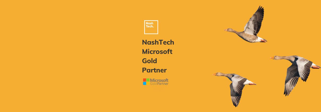NashTechがMicrosoftゴールドパートナーシップを更新|7つのコンピテンシーを取得